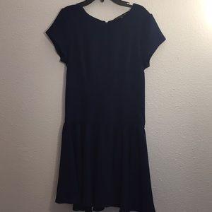 Kaya & Sloane blue mini dress
